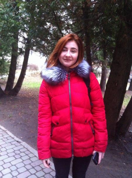 Анастасія, 18 років студентка