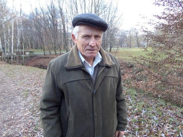 Дмитро, 72 роки