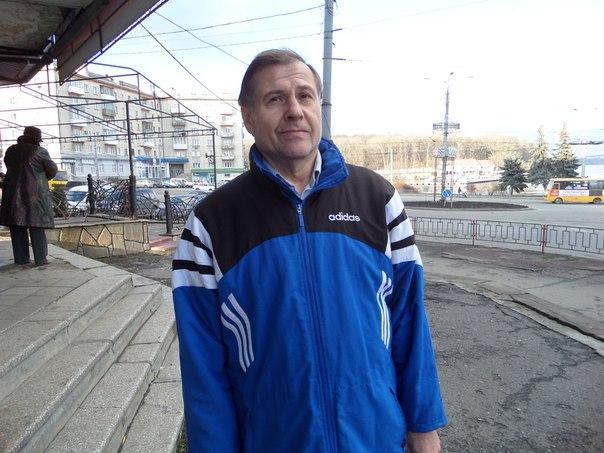 Микола, 60 років