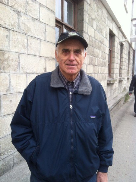 Михайло, 73 роки пенсіонер
